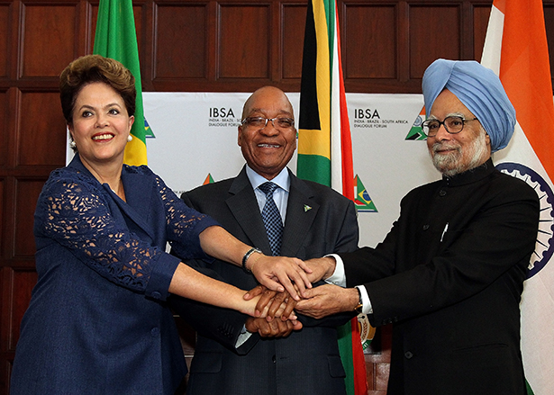 south africa and brazil relationship with venezuela