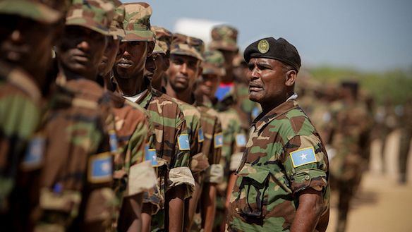 NEW AFRICAN UNION LEADERSHIP AND SECURITY CHALLENGES