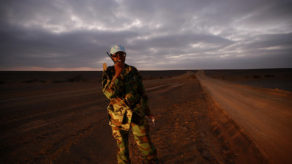 MOROCCO: CHALLENGING AU REFORM AND PEACEBUILDING IN WESTERN SAHARA
