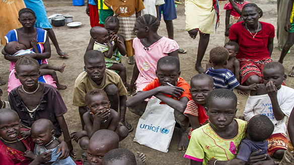 INTERNATIONAL COMMUNITY IN SOUTH SUDAN: WHAT DOES IT MEAN FOR LOCAL PEACE