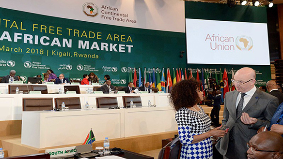 THE AFRICAN CONTINENTAL FREE TRADE AREA AGREEMENT AND XENOPHOBIA:  IS AFRICA AT A CROSSROADS?
