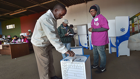 AFRICAN ELECTIONS: GOVERNANCE AND THREATS