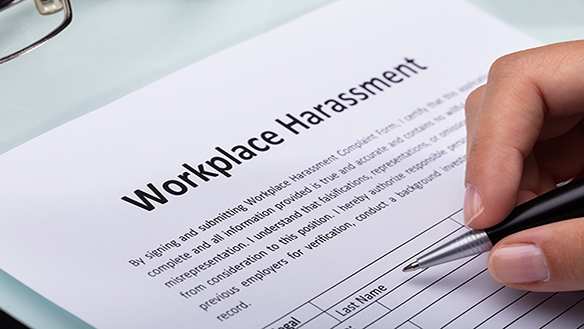 A SAFE SPACE IN THE WORKPLACE: ENDING VIOLENCE AGAINST WOMEN AND GIRLS