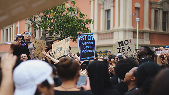 AN OPPORTUNITY FOR SOUTH AFRICA TO ADDRESS GENDER-BASED VIOLENCE IN THE WORKPLACE